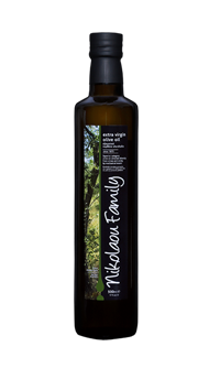 siskeuasia dorica 500ml virgin olive oil