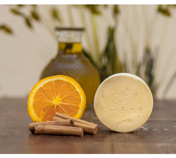 sapouni kanella portokali