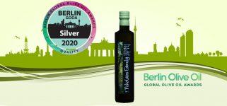Silver Award Berlin GOOA